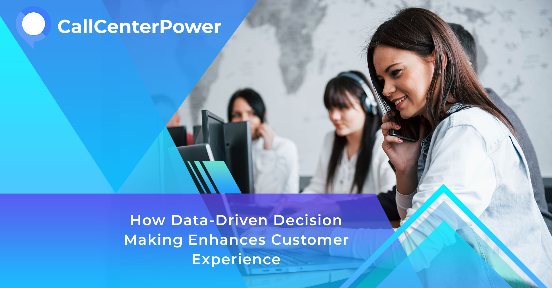 How Data-Driven Decision Making Enhances Customer Experience