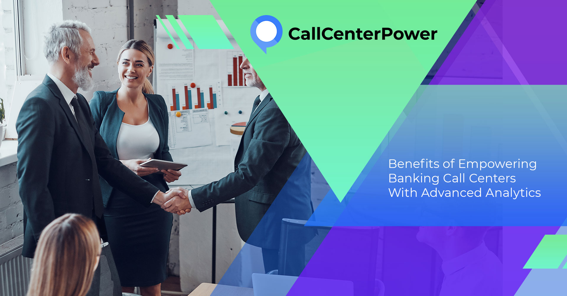 Benefits of Empowering Banking Call Centers With Advanced Analytics
