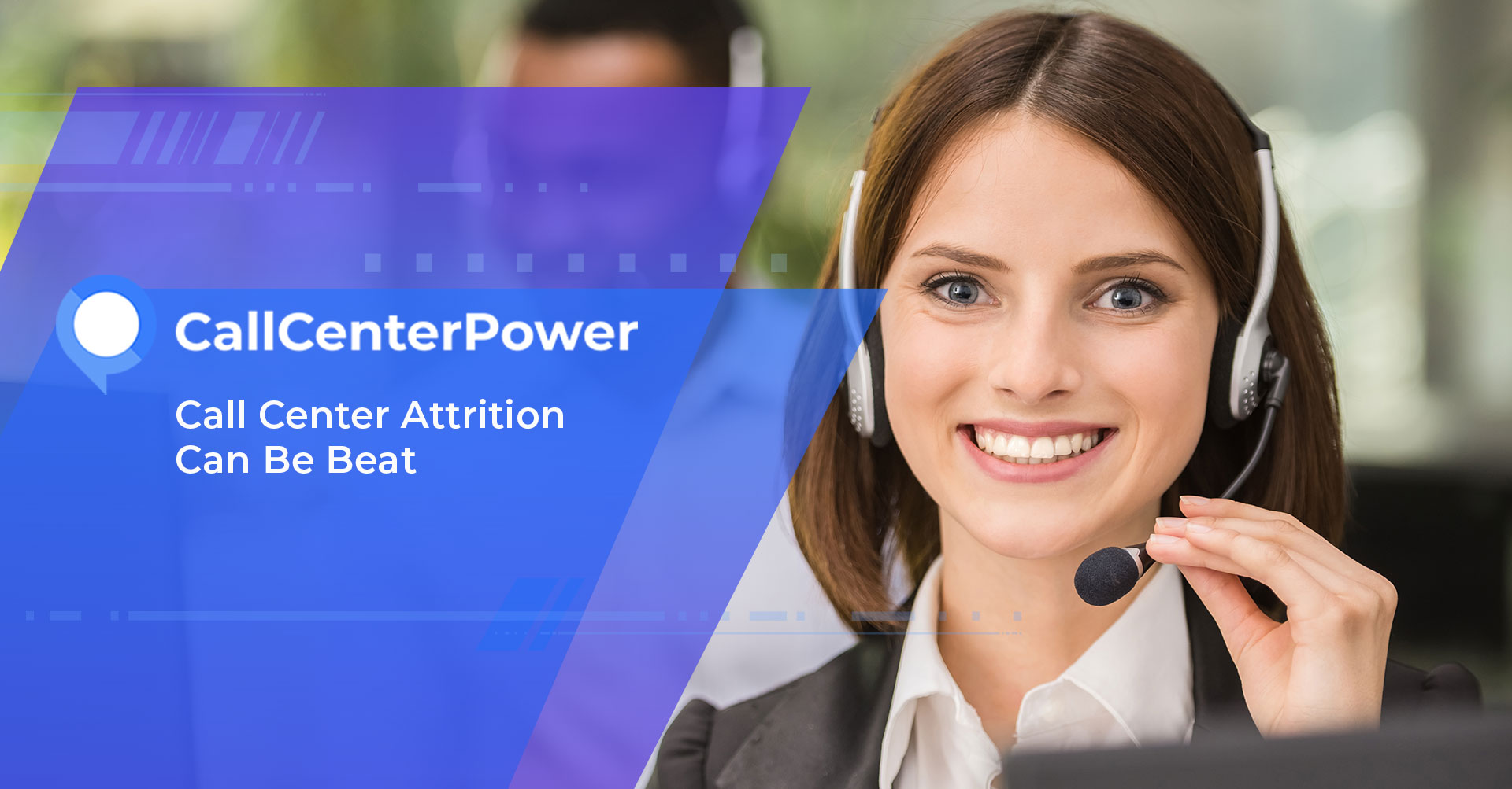 Call Center Attrition Can Be Beat